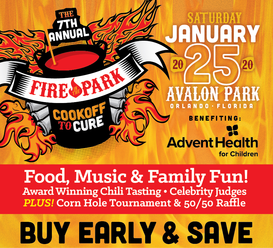 7th Annual FITP Chili Cook-Off Tickets